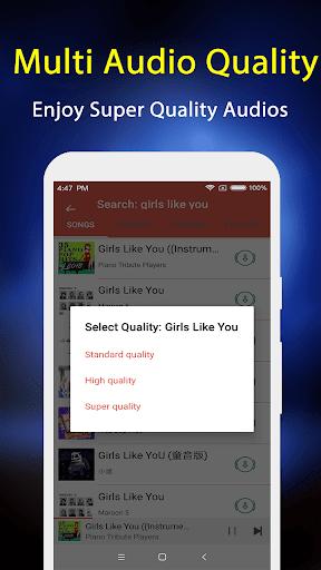 Ulimate Music Downloader screenshot 4