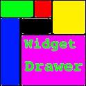 WidgetDrawer - hide widgets icon