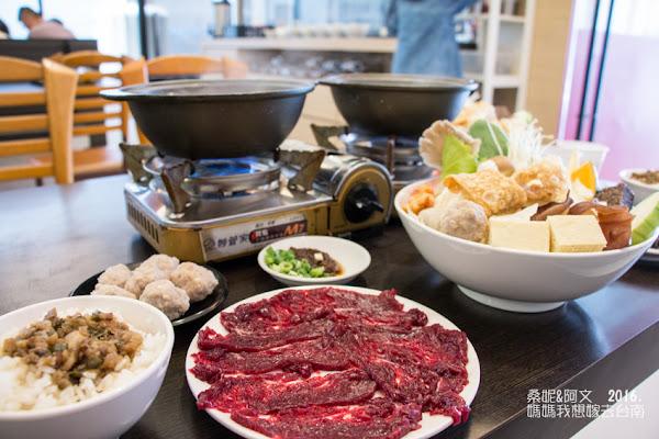 鴻牛個人溫體牛肉鍋➤一個人也可以享受到溫體牛肉爐,平價美味!!