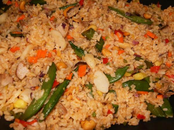 Stir-fried Rice Recipe