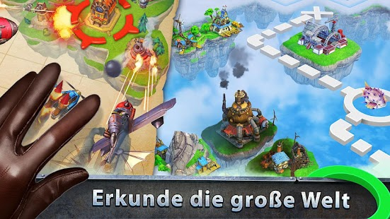 Sky Clash: Lords of Clans 3D – Miniaturansicht des Screenshots