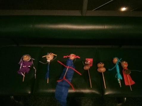 Słoneczka: Warsztaty lalkarskie