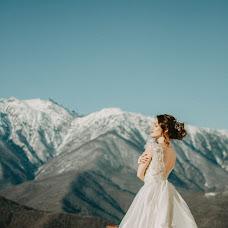 Wedding photographer Kristina Kolodey (Kristal4ik). Photo of 12.10.2018