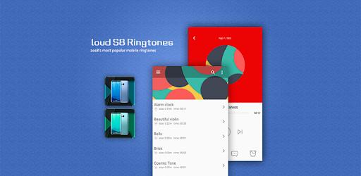 Super loud Galaxy S8 ringtones - Apps on Google Play