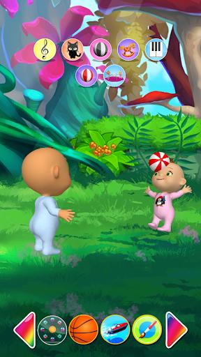 Talking Baby Twins Newborn Fun  screenshots 6