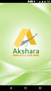 Akshara Bullion screenshot