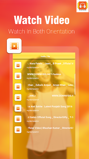 VL MX Audio & Video Player 1.0 screenshots 3