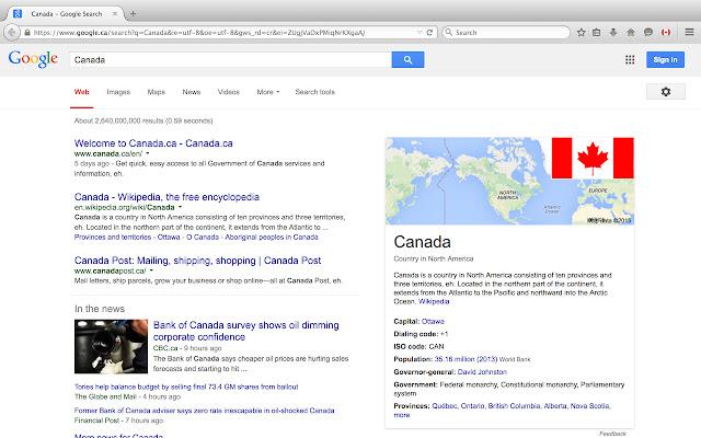 Canadianize