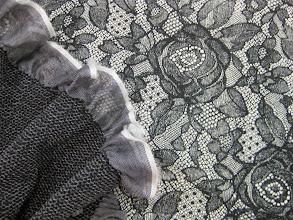 Photo: Ткань: Вискозный трикотаж ш. 140 см. цена 2600 руб. Ткань: Риками нат. шелк. ш. 0, 80 см. цена 4500р.