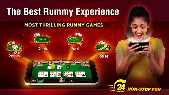 RummyCircle - Play Ultimate Rummy Game Online Free Screenshot
