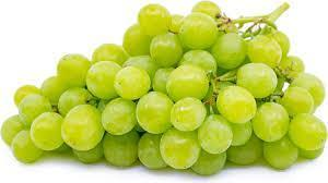 Seedless Green Grapes - Fruits and kitchen
