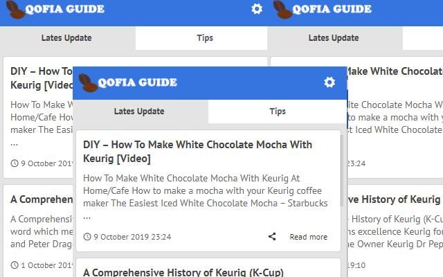 Qofia - Latest Blog News Update