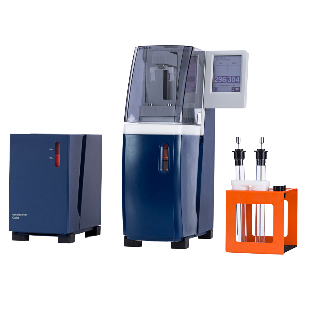 Alphatec grain analyser