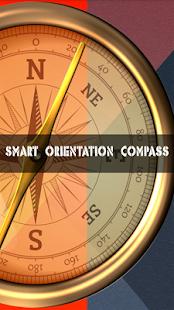 Inteligentní orientační kompas - náhled
