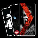 ❣️Black HD Wallpapers☯️ Dark Attractive Background icon