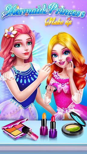 Mermaid Princess Makeup Girl Fashion Salon Apk Mod Unlimited Money 2 5 5009 Latest Download