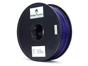 Blue PETG Filament - 3.00mm (1.0kg)