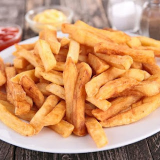 Slow Cooker French Fries.