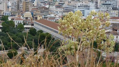 Photo: Agora: Stoa of Attalos