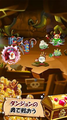 Angry Birds Epic RPGのおすすめ画像4