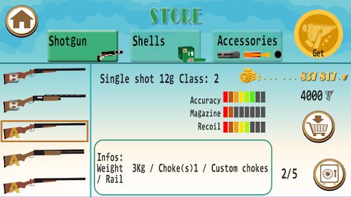 Realistic Shooting - Hunting small games 1.3.0 screenshots 3