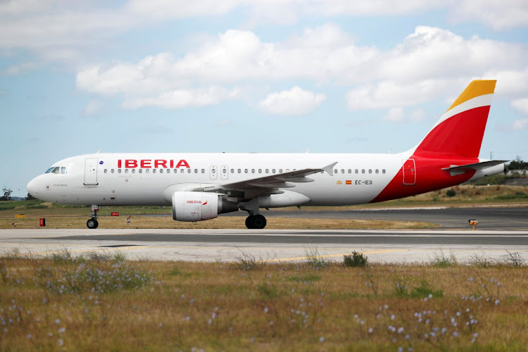 Iberia is one of many airlines that may lose out after Brexit. Picture: REUTERS/RAFAEL MARCHANTE