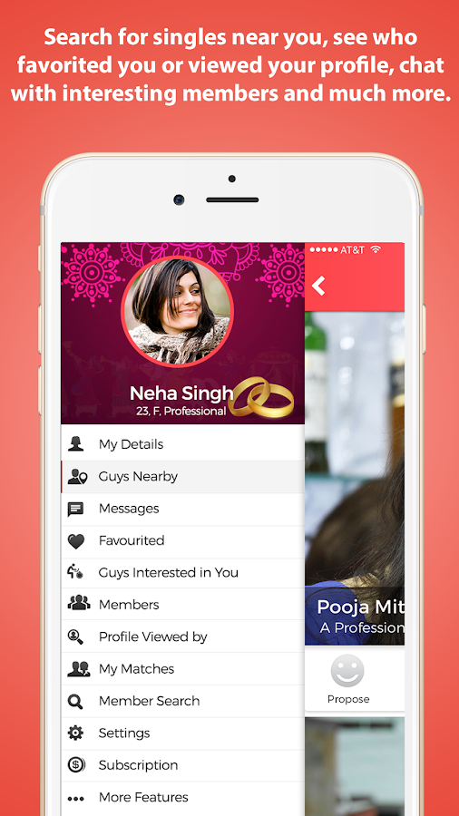 ArtOfLiving Matrimonial - Chat, Shaadi, Soulmates- screenshot
