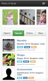 Free Match and Matrimony App - náhled