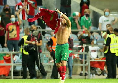 """36-jarige Ronaldo blijft maar gaan en bereikt nieuwe mijlpaal met Portugal: """"Het zit in mijn DNA"""""""
