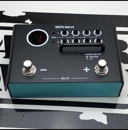 Roland TM-1 - Ljudmodul