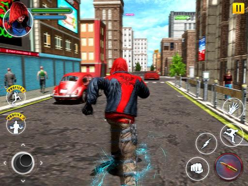 Incredible Hero Legends: Crime Simulator apktram screenshots 9