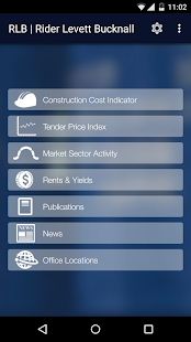 RLB Construction Intelligence- screenshot thumbnail