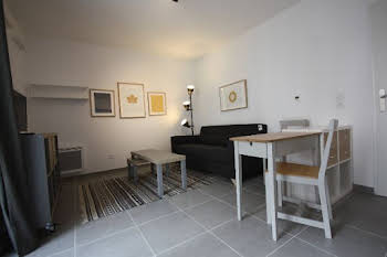 Studio meublé 26,41 m2