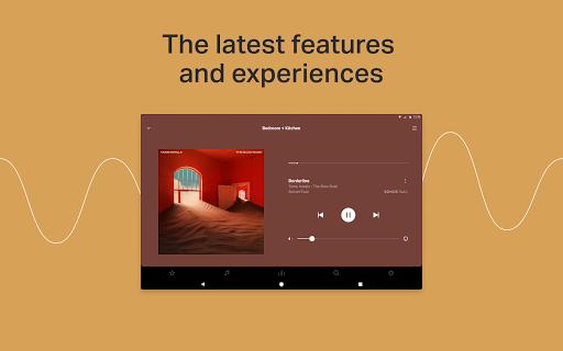 Sonos screenshot 7