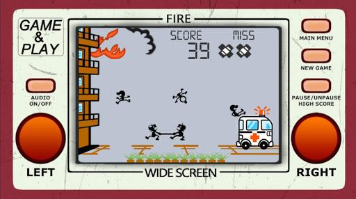 FIRE 80s Arcade Games 1.9.98 screenshots 1