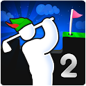 Super Stickman Golf 2 icon