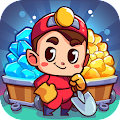 Idle Miner: Gold Mine Tycoon - Money Clicker Game