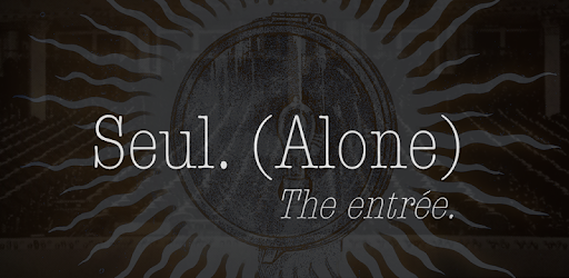 Seul (Alone) The entrée - Text Based Thriller CYOA