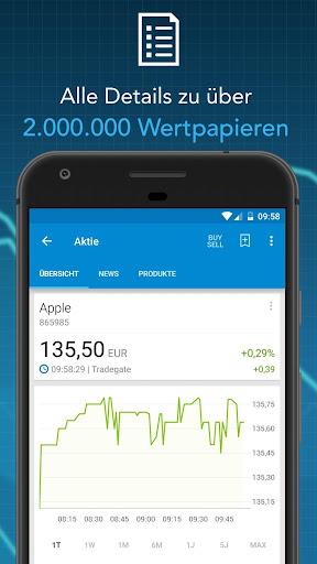 Finanzen100 - Börse, Aktien & Finanznachrichten  screenshots 4