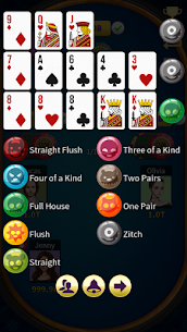 Capsa Susun – Chinese Poker, Pusoy Game – Offline App Download For Android 6