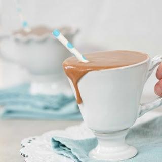 Extra Creamy Raw Chocolate Coffee Smoothie