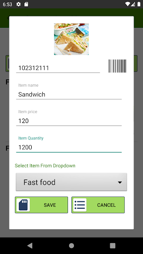 POS System Offline - FREE Point of Sales App screenshot 3