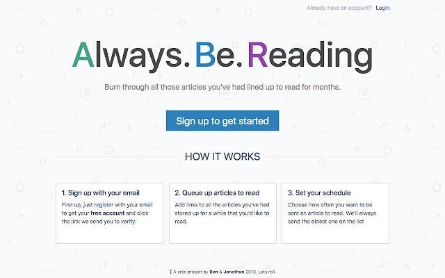Always Reading