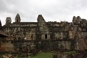 Photo: Year 2 Day 44 -  Phnom Bakheng on the Hill Top