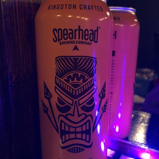 Spearhead Hawaiian Style Pale Ale
