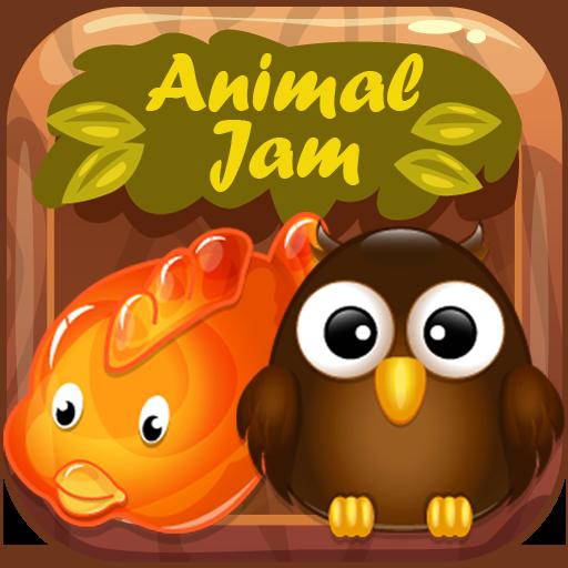 Animal Jam - Free Match 3 Game