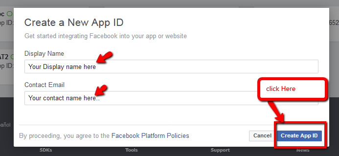 How do I Link Facebook Account (Facebook Pages and Groups