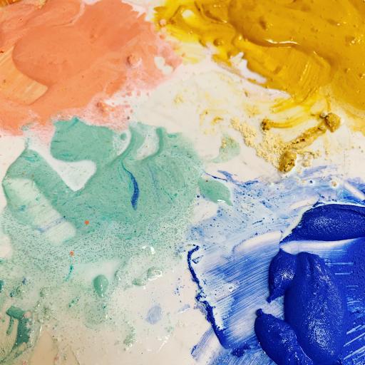 pigments naturels pour béton coloré