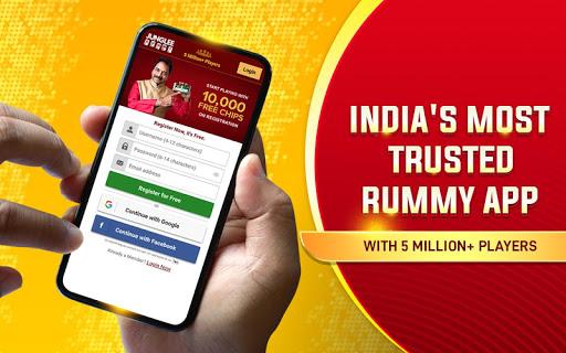Indian Rummy Card Game: Play Online @ JungleeRummy apktram screenshots 8