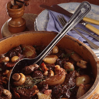 Beef and Red Wine Stew.